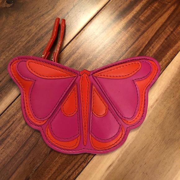 kate spade Handbags - RARE Vintage Kate Spade Butterfly Coin Purse